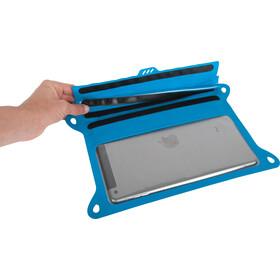 Sea to Summit TPU Waterproof Tablet Cover Medium, blue
